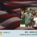 #18: Lessons We Can All Learn From Military Families with Wes + Wanda Crawford