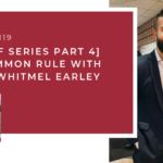 #119: [Best of Part 4] The Common Rule with Justin Whitmel Earley