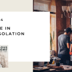 154. Marriage in Social Isolation